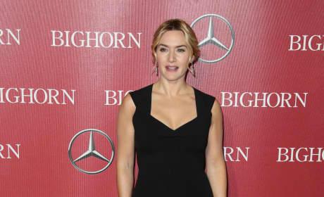 Kate Winslet: 27th Annual Palm Springs International Film Festival Awards Gala