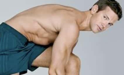 Aaron Schock: Shirtless in Men's Health!