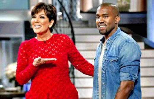 Kanye on Kris
