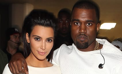 Kanye West & Kim Kardashian: Headed For DIVORCE Prior to Breakdown?!