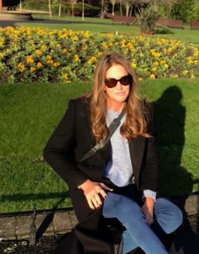 Caitlyn Jenner in Ireland