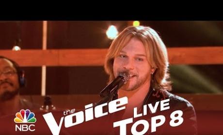 Craig Wayne Boyd - Take It Easy (The Voice Top 8)