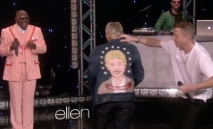 "Macklemore, Ryan Lewis Perform ""Thrift Shop"" on Ellen"
