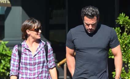 Ben Affleck, Jennifer Garner Part Ways Again as Divorce Rumors Swirl