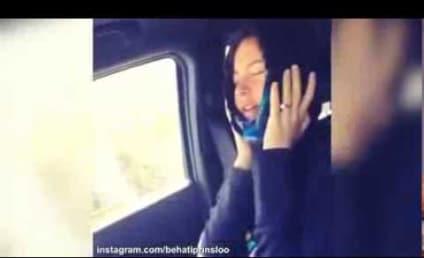Behati Prinsloo Hilariously Sings After Wisdom Teeth Removal
