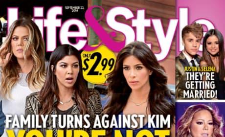 Kardashian Drama!