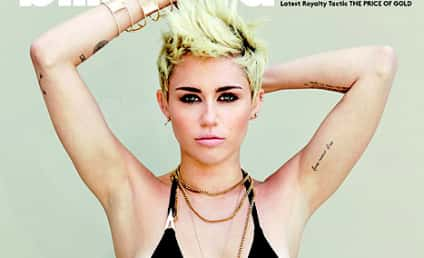 Miley Cyrus: I'm Not the White Nicki Minaj!