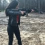 Jenelle Evans Gun Photo