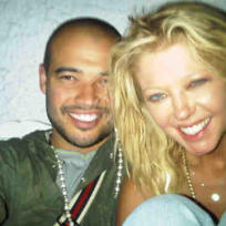 Tara Reid and Zack Kehayov Pic
