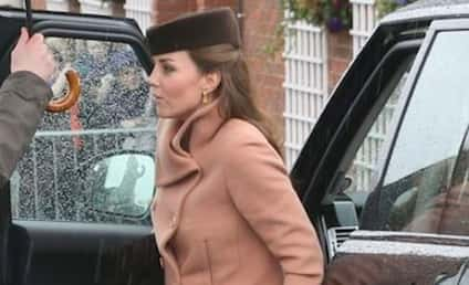 Kate Middleton, Baby Bump Attend Horse Races, Look Stylish