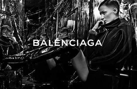 Gisele Balenciaga Ad