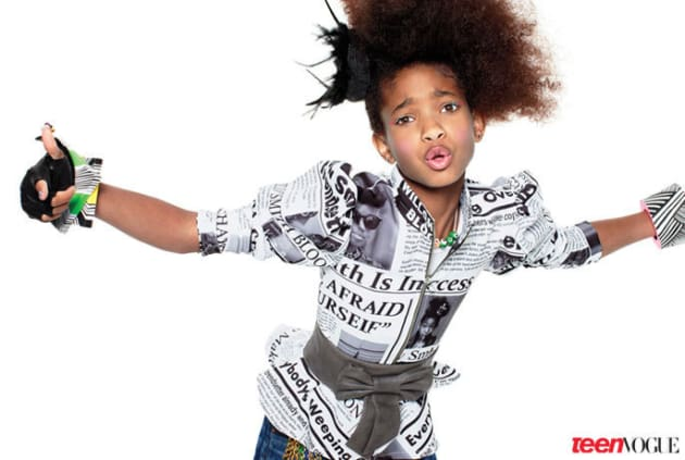 Willow Smith for Teen Vogue