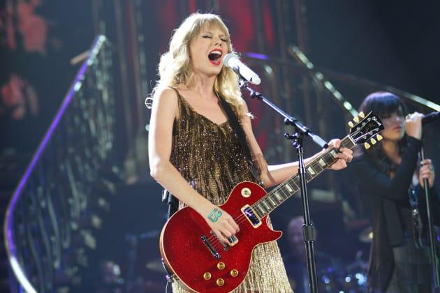 Taylor Swift Down Under