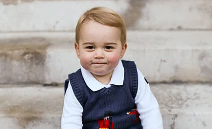 Prince George Portraits: Three Christmas Photos Revealed By Prince William, Kate Middleton!