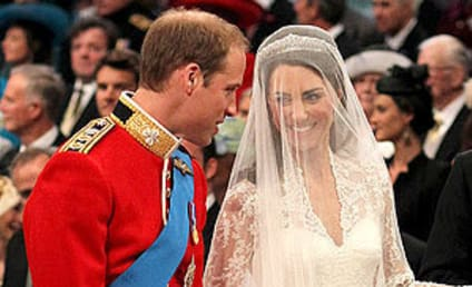 Prince William and Kate Middleton: Married!