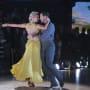 Heather Morris and Maks Chmerkovskiy