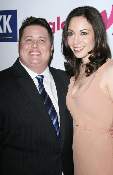 Chaz Bono and Jennifer Elia