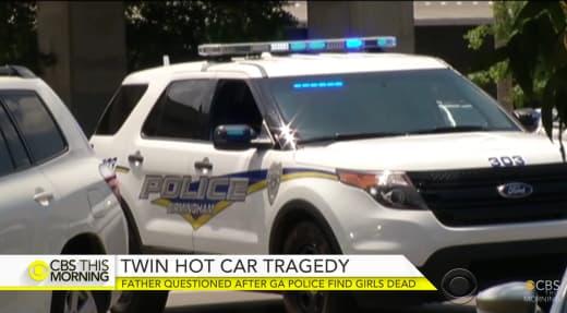police car story