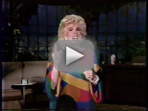Joan Hosts the Tonight Show
