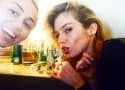 Miley Cyrus Making Out with Stella Maxwell: Real Deal or PR Stunt?!