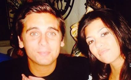 Kourtney Kardashian and Scott Disick: Going to Couples' Therapy?