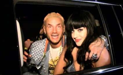 Katy Perry and Riff Raff: We're In Love!