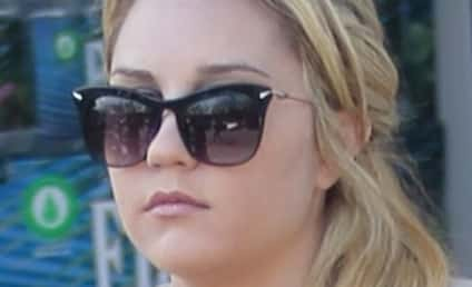 Amanda Bynes in ANOTHER Alleged Hit-and-Run Crash (Really)