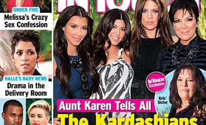Kris Jenner: Separated from Bruce, Flirting with Scott and Lamar?!?