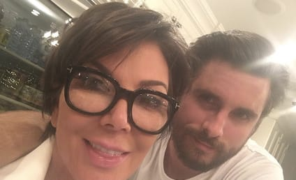 Kris Jenner and Scott Disick: Are They Banging?!