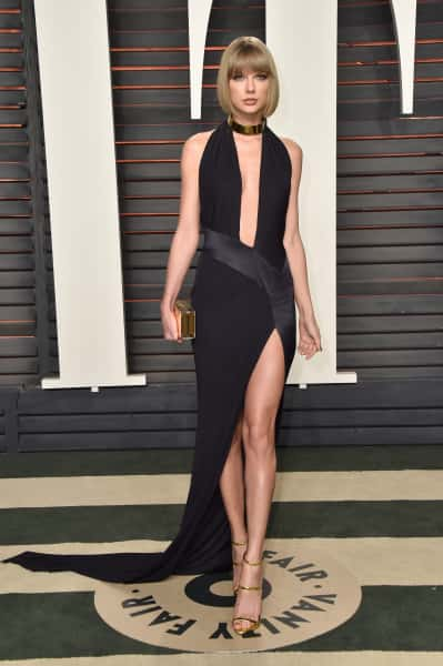 Taylor Swfit Pic 2016 Vanity Fair Oscar Party