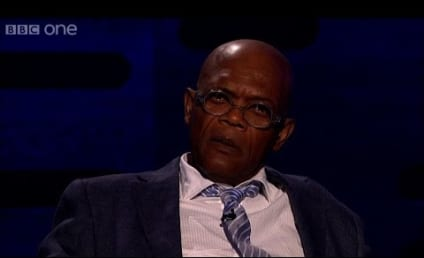 Samuel L. Jackson Reenacts Pulp Fiction Speech, Will Strike Down Upon Thee with Great Vengeance!