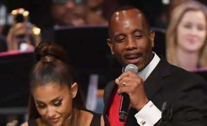 Bishop Apologizes for Fondling Ariana Grande at Funeral