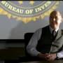 James Spader on The Blacklist