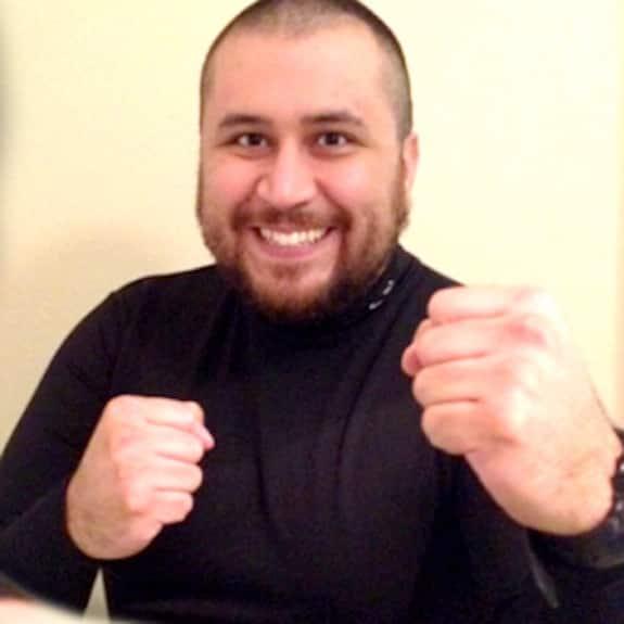 George Zimmerman Boxing