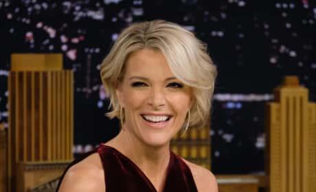 Megyn Kelly on The Tonight Show