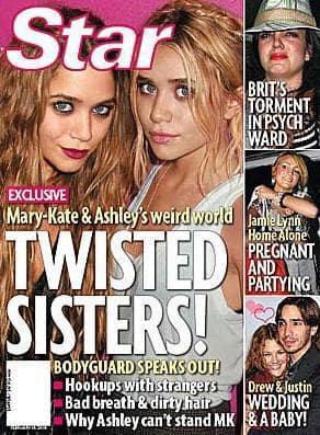 Twisted Olsen Twins!