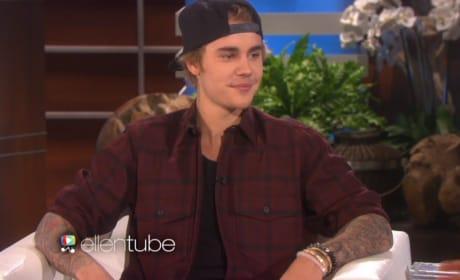 Justin Bieber Visit Ellen Again