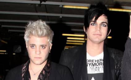 Spotted Together: Adam Lambert and Ferras Alqaisi