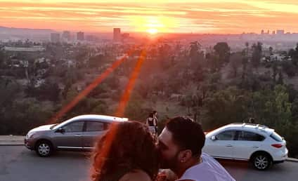 Malika Haqq & Ronnie Magro: Dating!