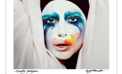 """Lady Gaga """"Applause"""" Cover: Revealed, Artsy"""