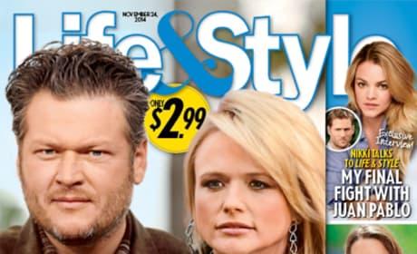 Miranda Lambert and Blake Shelton Pregnant?
