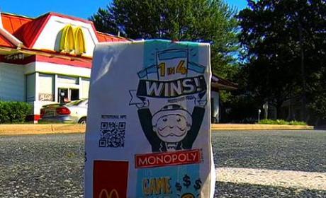Man Calls 911 for Mistaken McDonald's Order