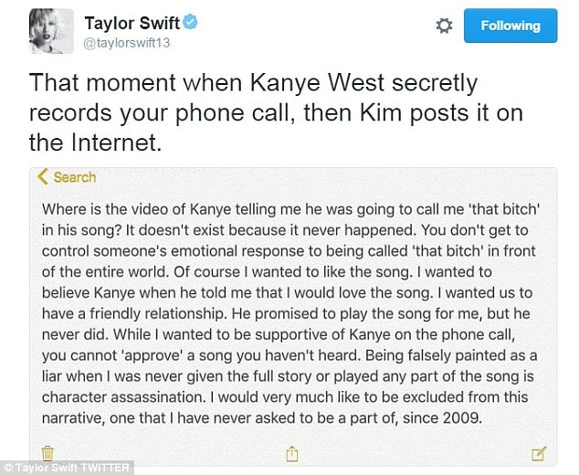 A Swift Response
