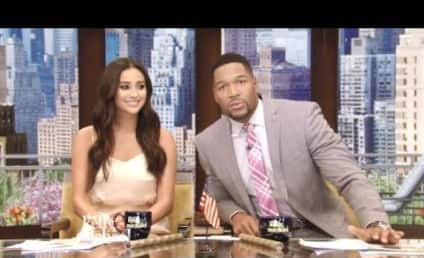 Michael Strahan: I Can't Wait for Kelly Ripa to Return!