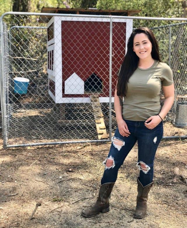 Jenelles chicken coop