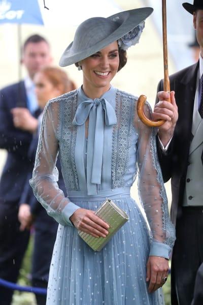 Kate Middleton: Baby Bump on Display