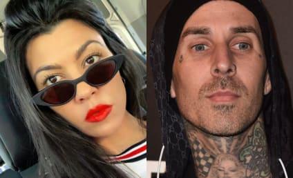 Kourtney Kardashian & Travis Barker: Are They Actually Dating?!