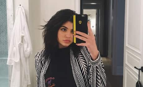 Kylie Jenner Selfie, Takes 9,873