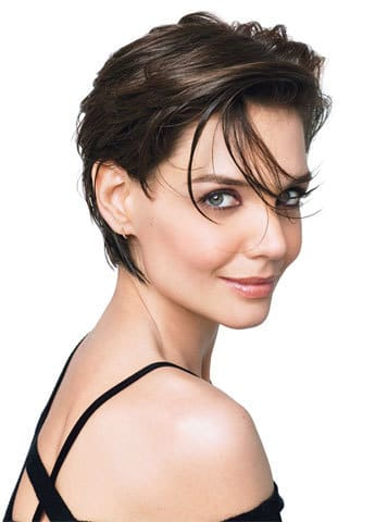 Bad Katie Holmes Hairstyle