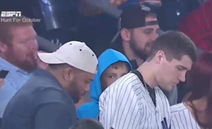 Yankees Fan Proposes to Girlfriend, Near-Catastrophe Ensues